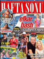 Haftasonu Magazine [Turkey] (8 July 2014)