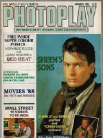 Photoplay Magazine [United Kingdom] (January 1989)