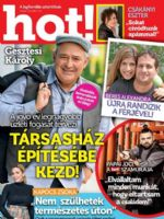 HOT! Magazine [Hungary] (4 January 2018)