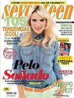 Seventeen Magazine [Argentina] (October 2012)