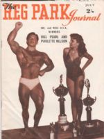 The Reg Park Journal Magazine [United Kingdom] (July 1956)