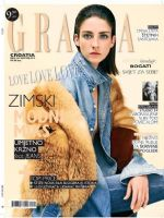 Grazia Magazine [Croatia] (January 2015)