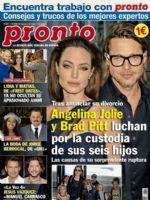 Pronto Magazine [Spain] (1 October 2016)