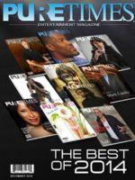 Puretimes Magazine [United States] (December 2014)