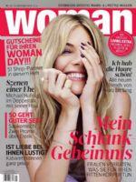Woman Magazine [Austria] (10 October 2014)