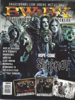 Brave Words And Bloody Knuckles Magazine [Canada] (November 2008)