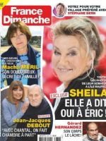 France-Dimanche Magazine [France] (13 March 2020)