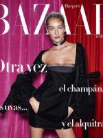 Harper's Bazaar Magazine [Spain] (December 2017)