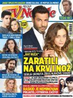 TV Novele Magazine [Serbia] (9 July 2018)