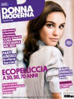 Donna Moderna Magazine [Italy] (4 January 2017)
