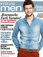 Instyle Man Magazine [Turkey] (October 2012)