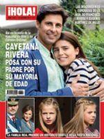 Hola! Magazine [Spain] (25 October 2017)