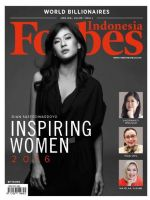 Forbes Magazine [Indonesia] (April 2016)