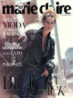 Marie Claire Magazine [Italy] (October 2014)