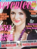 Seventeen Magazine [Turkey] (October 2008)