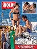 Hola! Magazine [Argentina] (17 May 2016)