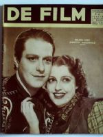 De Film (Belgian Magazine) Magazine [Belgium] (10 March 1940)