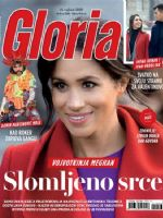 Gloria Magazine [Croatia] (14 February 2019)