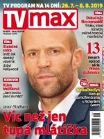 TV Max Magazine [Czech Republic] (26 July 2019)