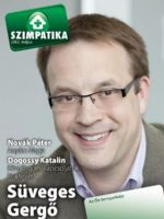 Szimpatika Magazine [Hungary] (May 2012)