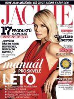 Jackie Magazine [Czech Republic] (July 2012)