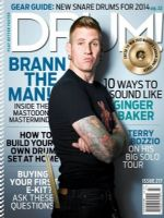 Drum! Magazine [United States] (July 2014)