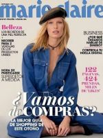 Marie Claire Magazine [Spain] (September 2017)