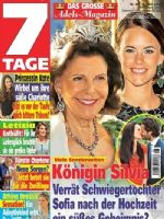 7 Tage Magazine [Germany] (13 June 2015)