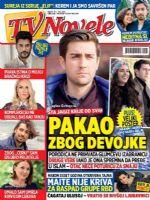 TV Novele Magazine [Serbia] (16 April 2018)