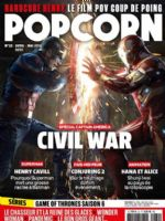Popcorn Magazine [France] (May 2016)