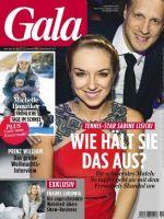 Gala Magazine [Germany] (10 December 2015)