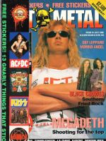 Hot Metal Magazine [Australia] (July 1992)