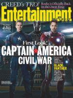 Entertainment Weekly Magazine [United States] (11 December 2015)