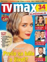 TV Max Magazine [Slovakia] (8 March 2019)