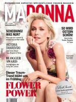 Madonna Magazine [Austria] (24 March 2018)
