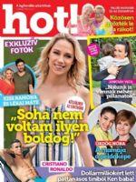 HOT! Magazine [Hungary] (3 May 2018)