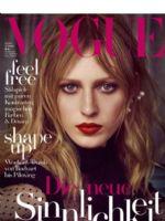 Vogue Magazine [Germany] (October 2015)