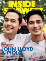 Inside Showbiz Magazine [Philippines] (March 2016)