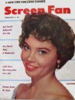 Screen fan Magazine [United States] (February 1953)