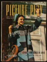 Picture Play Magazine [United States] (October 1940)