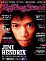 Rolling Stone Magazine [France] (April 2016)