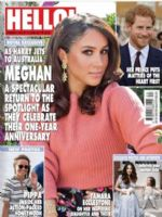 Hello! Magazine [United Kingdom] (12 June 2017)