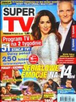 Super TV Magazine [Poland] (9 March 2018)