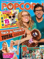 Popcorn Magazine [Germany] (October 2015)