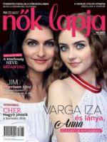 Nõk Lapja Magazine [Hungary] (8 August 2018)