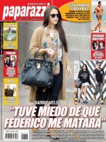 Paparazzi Magazine [Argentina] (13 May 2016)
