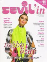 Sevil'in Magazine [Turkey] (August 2008)