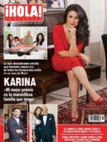 Hola! Magazine [Venezuela] (5 November 2015)