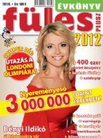 Füles Évkönyv Magazine [Hungary] (January 2012)