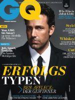 GQ Magazine [Germany] (November 2014)